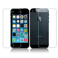 Бронированная 3D пленка (на обе стороны) для Apple iPhone 5/5S/SE
