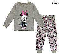 Пижама Minnie Mouse для девочки. 90, 95, 120 см, фото 1