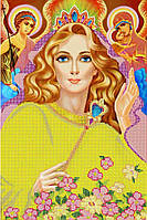 """Схема для вышивки бисером """"Фортуна - богиня изобилия"""""""