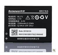Аккумулятор для Lenovo A60, аккумуляторная батарея (АКБ Lenovo BL171/А390/А368 orig)