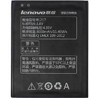 Аккумулятор для Lenovo S930, аккумуляторная батарея (АКБ Lenovo BL217 orig)