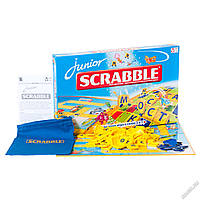 Настольная игра Scrabble Junior, на русском языке, Mattel