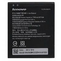 Аккумулятор для Lenovo K3-30T, аккумуляторная батарея (АКБ Lenovo BL242 orig)