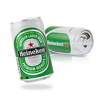Мp3 колонки Heineken, с ФМ , портативная аудиотехника, гарнитура