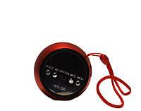 Портативная Мp-3 колонка WS-Q6, аудиотехника, электроника, портативная акустика