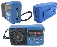 Мп3 Колонка WS-239, с радиоприемником, аудиотехника, портативная акустика, радио, электроника