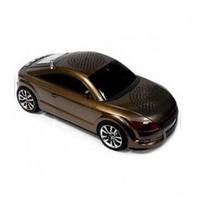 Мp3 колонка машинка Audi TT, портативная,  акустика, аудиотехника, электроника, стильные