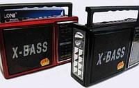 Радиоприемник GOLON RX-177, FM,  AM, с Mp3, USB, SD, встроенный фонарик, аудиотехника