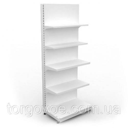 Новый стеллаж торговый металлический с полками для магазина. Торговое  оборудование WIKO. - ООО « 784b2f45735