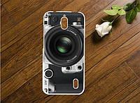 Оригинальные чехлы для Huawei Ascend Y625 с картинкой Объектив фотоаппарата