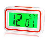 Говорящие часы KENKO 9905 TR, электронные, часы для дома ,яркий дисплей
