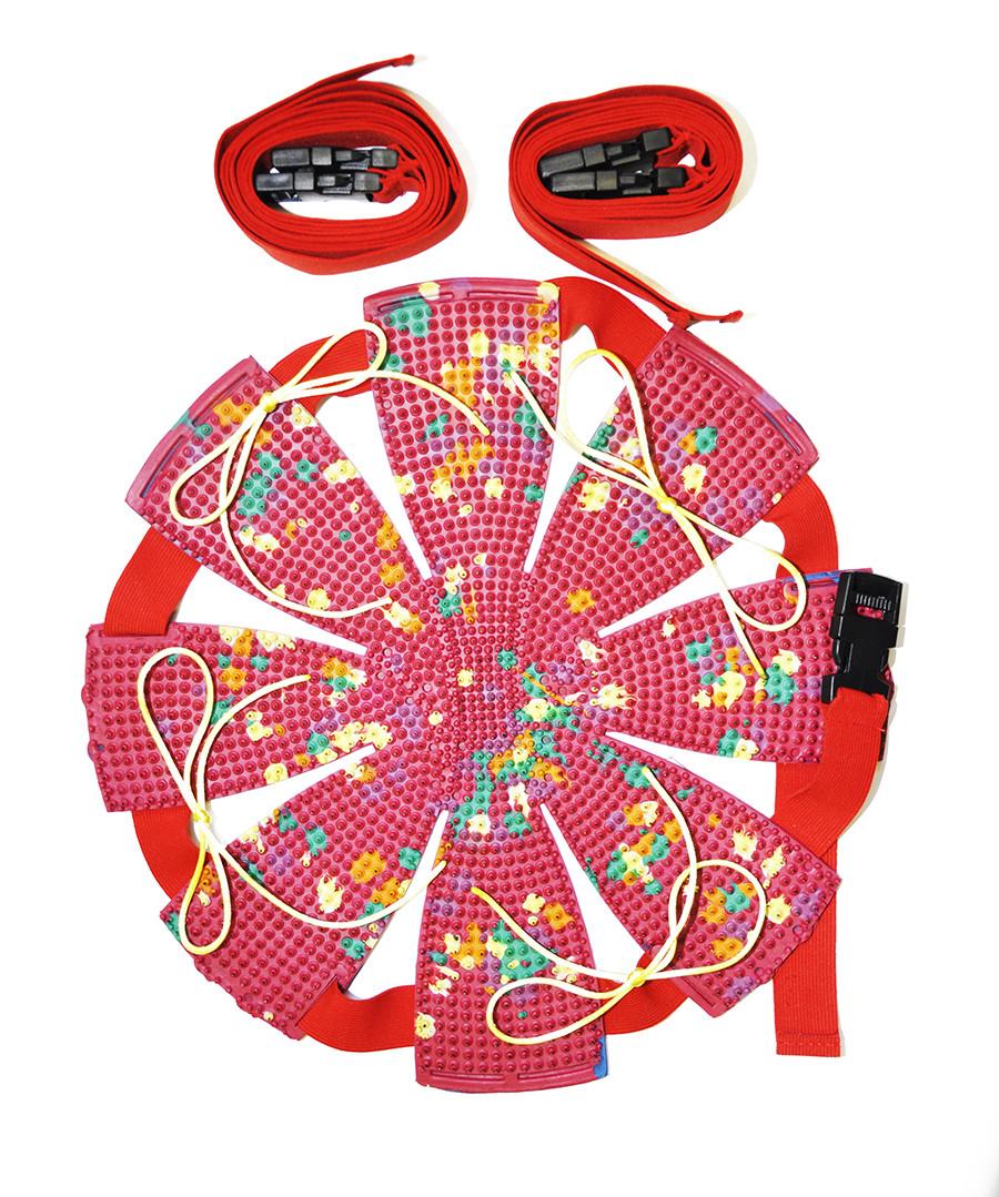 Аппликатор Ляпко Ромашка М, диаметр 31,4 см, шаг игл 5,0