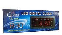 Годинники електронні Caixing CX-2158 , настільні годинники, електронні, фото 1