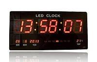 Настільні LED годинник JH-4600Y, настільні годинники, годинник для дому, фото 1
