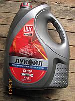 Масло ЛУКОЙЛ-СУПЕР 10W40 полусинтетика 5л