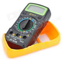 Цифровой тестер DT830L , мультиметры, измерительные приборы