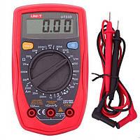 Мультиметр UNI-T 33D, измерительные приборы, тестер, цифровой