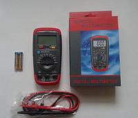 Мультиметр тестер цифровой UA136B, измерительные приборы