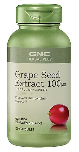 GNC Grape Seed Extract 100 caps