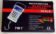 Многофункциональный кантер 7 в 1, до 50 кг, карманные весы, торговые, торговое оборудование