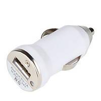Универсальное USB зарядное в прикуриватель 1000mA, автомобильный прикуриватель, зарядное устройство