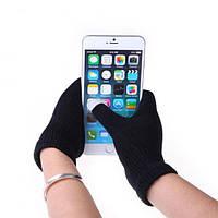 Рукавички Touch Gloves для сенсорних телефонів , зимові рукавички, галантерея та аксесуари, фото 1