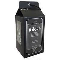 Перчатки iGloves для сенсорных экранов  (Черные), аксессуары для телефонов, перчатки, галантерея