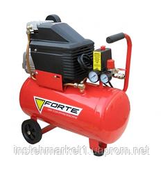 Компрессор Forte FL-24 (ресивер-24; 203 л/мин)