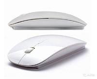 Ультратонкая беспроводная мышка (белая) в стиле Apple,компьютерные аксессуары, комплектующее