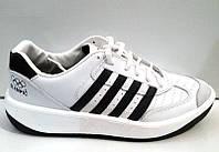 Кроссовки мужские Adidas белые AD0048