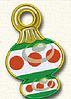 Полотенце с петелькой Шар  (40*70 для рук)