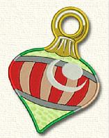 Полотенце с петелькой Сосулька  (40*70 для рук)