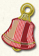Полотенце с петелькой Колокольчик (40*70 для рук), фото 1