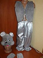 Детский новогодний костюм  Мышка-мальчик
