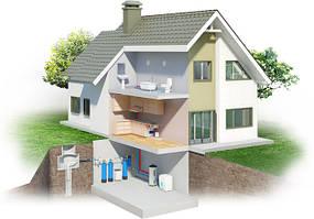 Фильтры воды для частного дома