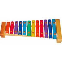 Детский металлофон (ксилофон) 12 тонов