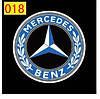 Mercedes-Benz Светодиодные проекторы в дверь 4-го поколения shadow light MC-04