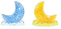 """Пазлы 3D кристальные """"Луна"""""""