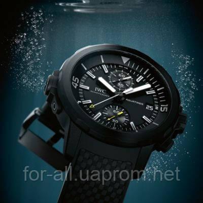 новости часы, Aquatimer от IWC, Aquatimer Chronograph Edition «Galapagos Islands»