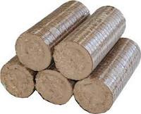 Топливные брикеты твердых пород древесины.Мешок 30 кг