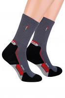 Носки спортивные с махровой стопой STEVEN 047