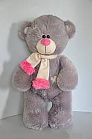 Мишка Тедди с шарфиком, 45 см