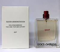 Тестер DOLCE & GABBANA THE ONE SPORT Tester
