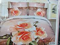 Семейный комплект постельного белья 5D Florida