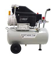 Компрессор Forte FL-2Т50 (ресивер-50; 200 л/мин)