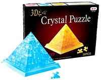 """Пазлы 3D кристальные """"Пирамида"""""""