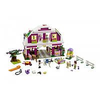 LEGO Friends Солнечное ранчо Sunshine Ranch 41039
