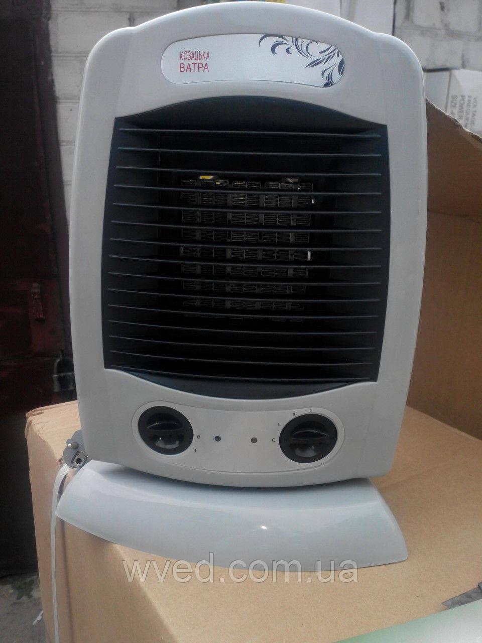 Тепловентилятор Козацька ватра керамический поворотный