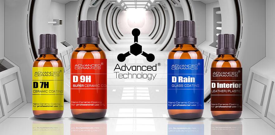 Чистота и безопасное управление авто - Advanced Ceramics D Rain