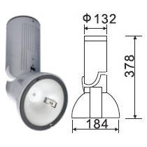 Металлогалогенный прожектор Delux FMI 10-150, фото 2